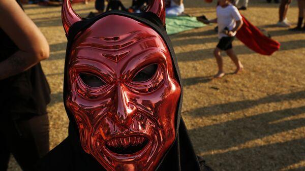 Halloween w RPA - Sputnik Polska