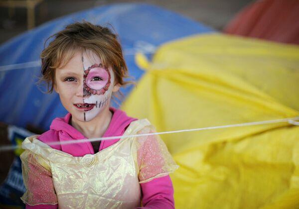 Halloween w Meksyku - Sputnik Polska