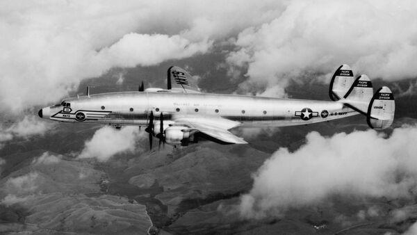 Amerykański samolot Lockheed R7V-1 - Sputnik Polska