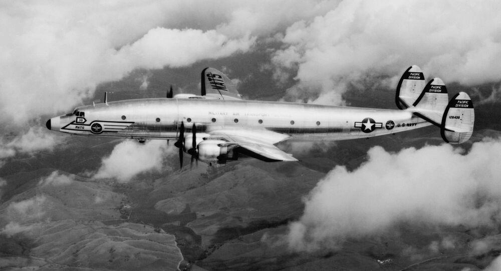 Amerykański samolot Lockheed R7V-1