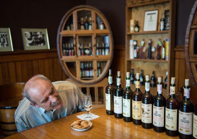 Krymskie wino Massandra