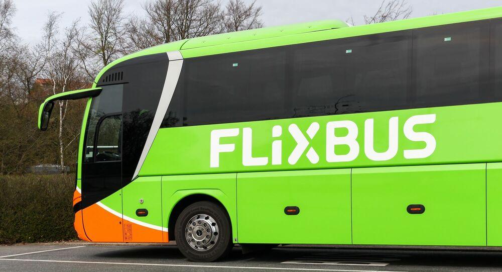 Wypadek Autobusowy We Francji. 33 Osoby Ranne