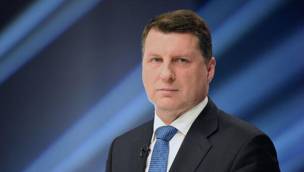 Raimonds Vejonis - Sputnik Polska