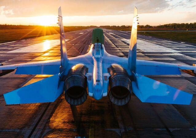 Wielozadaniowy samolot bojowy Su-30SM