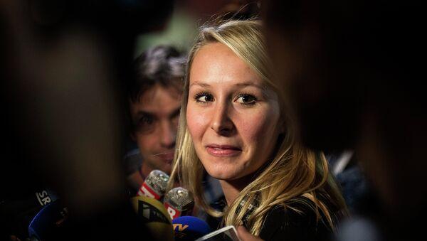 Marion Maréchal-Le Pen - Sputnik Polska
