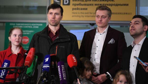 Denis Lisov - Sputnik Polska