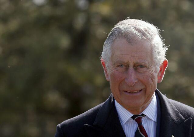 Brytyjski następca tronu, książę Karol