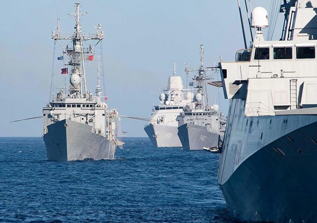 Okręty wodne NATO.
