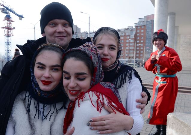Festiwal Moja Rosja w Krasnojarsku