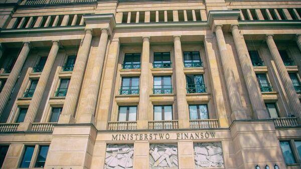 Ministerstwo Finansów RP - Sputnik Polska