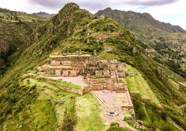 Święta Dolina Inków, Peru