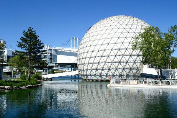 Park rozrywki Ontario Place w Toronto, Kanada   - Sputnik Polska