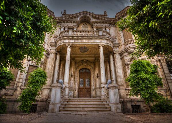 Pałac Alexan Pasha w Egipcie  - Sputnik Polska