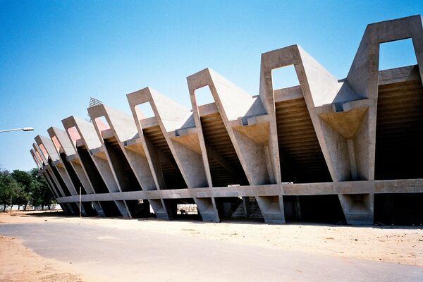 Stadion Sardar Vallabhbhai Patel Stadium, Ahmedabad - Sputnik Polska