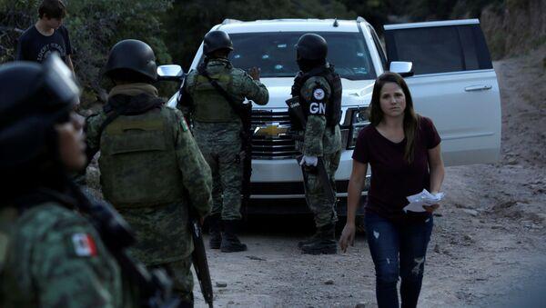 Masowe zabójstwo rodziny Mormonów w Meksyku. - Sputnik Polska