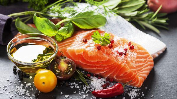 Ryba z warzywami - Sputnik Polska
