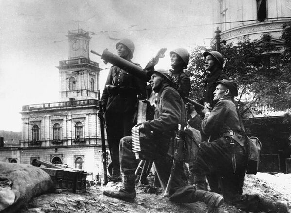Polscy żołnierze, 1939 rok - Sputnik Polska