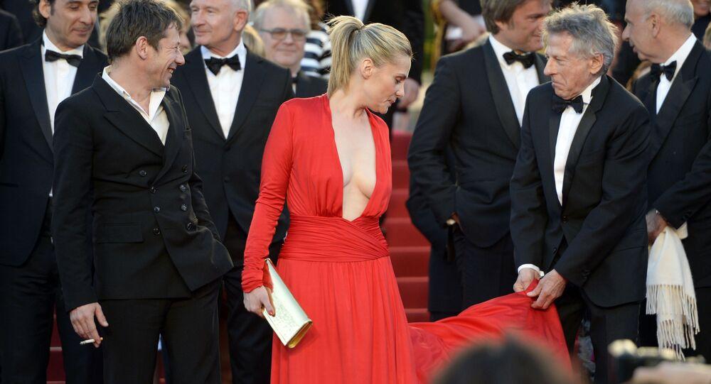 Roman Polański w Cannes