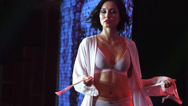 Lingerie Fashion Week w Moskwie - Sputnik Polska