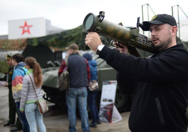Forum wojskowo-techniczne Armia 2016