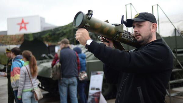 Forum wojskowo-techniczne Armia 2016  - Sputnik Polska
