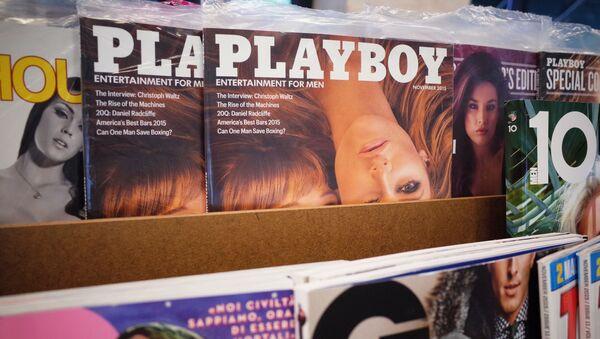 Magazyn Playboy - Sputnik Polska