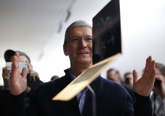 Prezentacja Apple