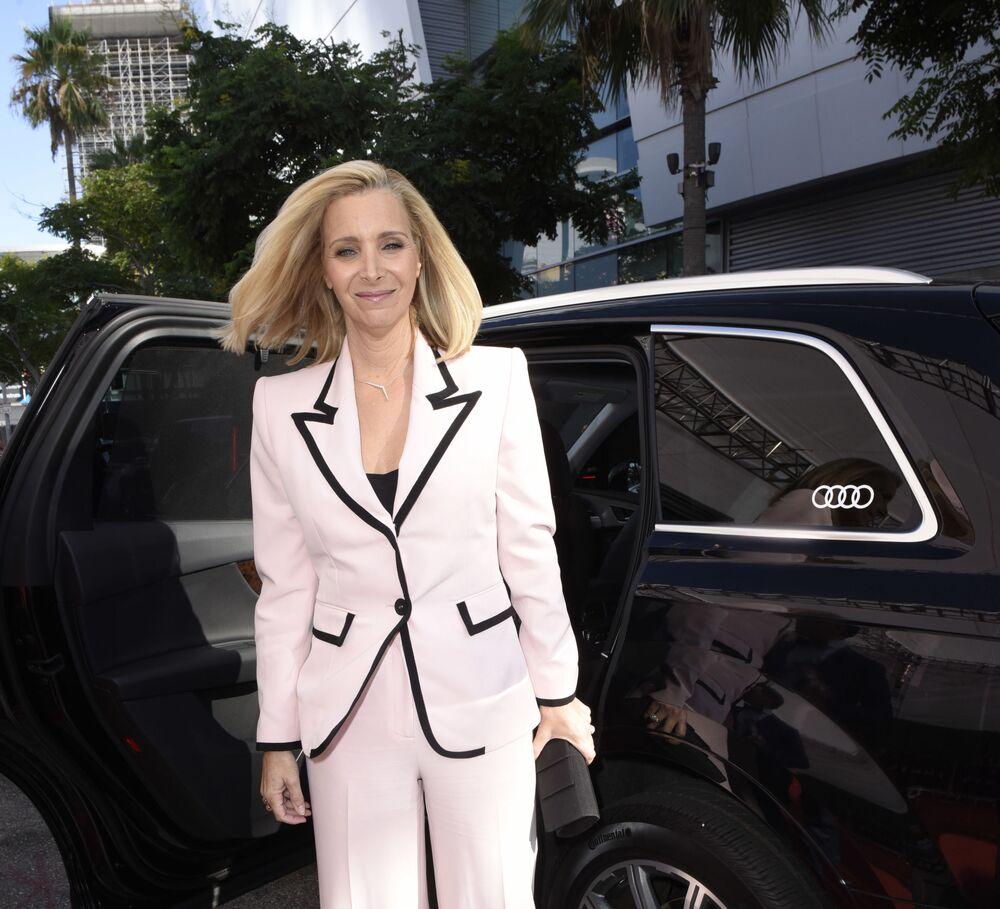 Lisa Kudrow w 2019 roku