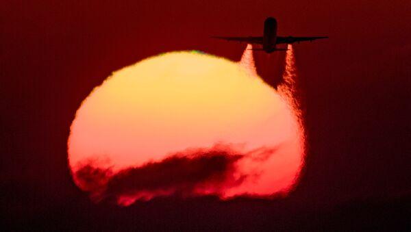 Samolot pasażerski Airbus A-321 - Sputnik Polska