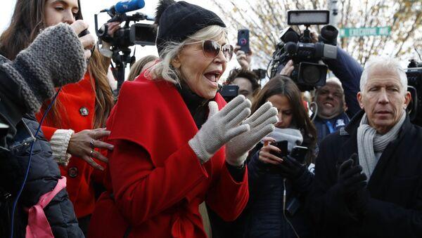 Jane Fonda  - Sputnik Polska