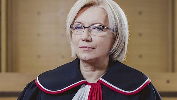 Julia Anna Przyłębska - Sputnik Polska