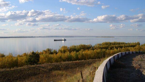 Rzeka Lena, Jakutia, Rosja - Sputnik Polska