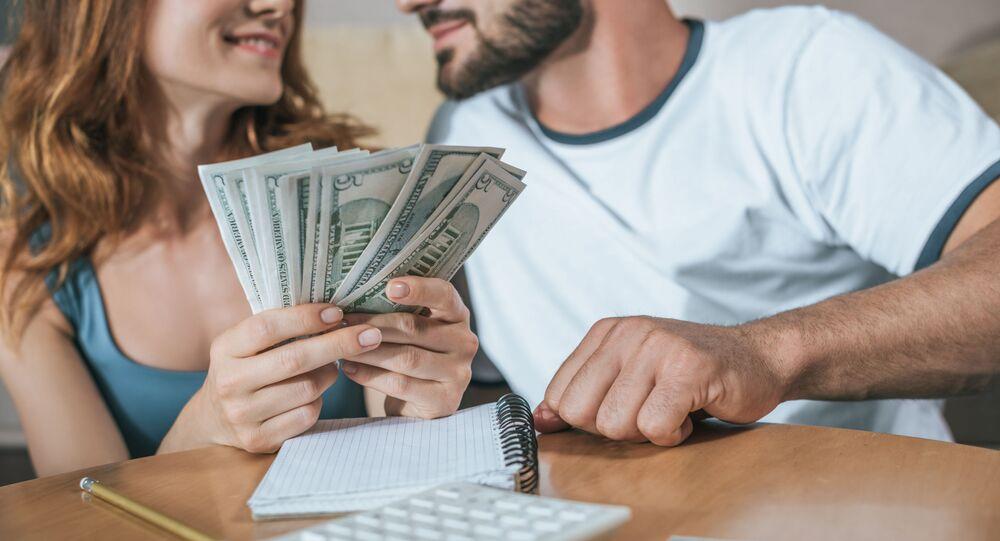Liczenie dochodów w rodzinie