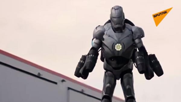 Iron Man - Sputnik Polska