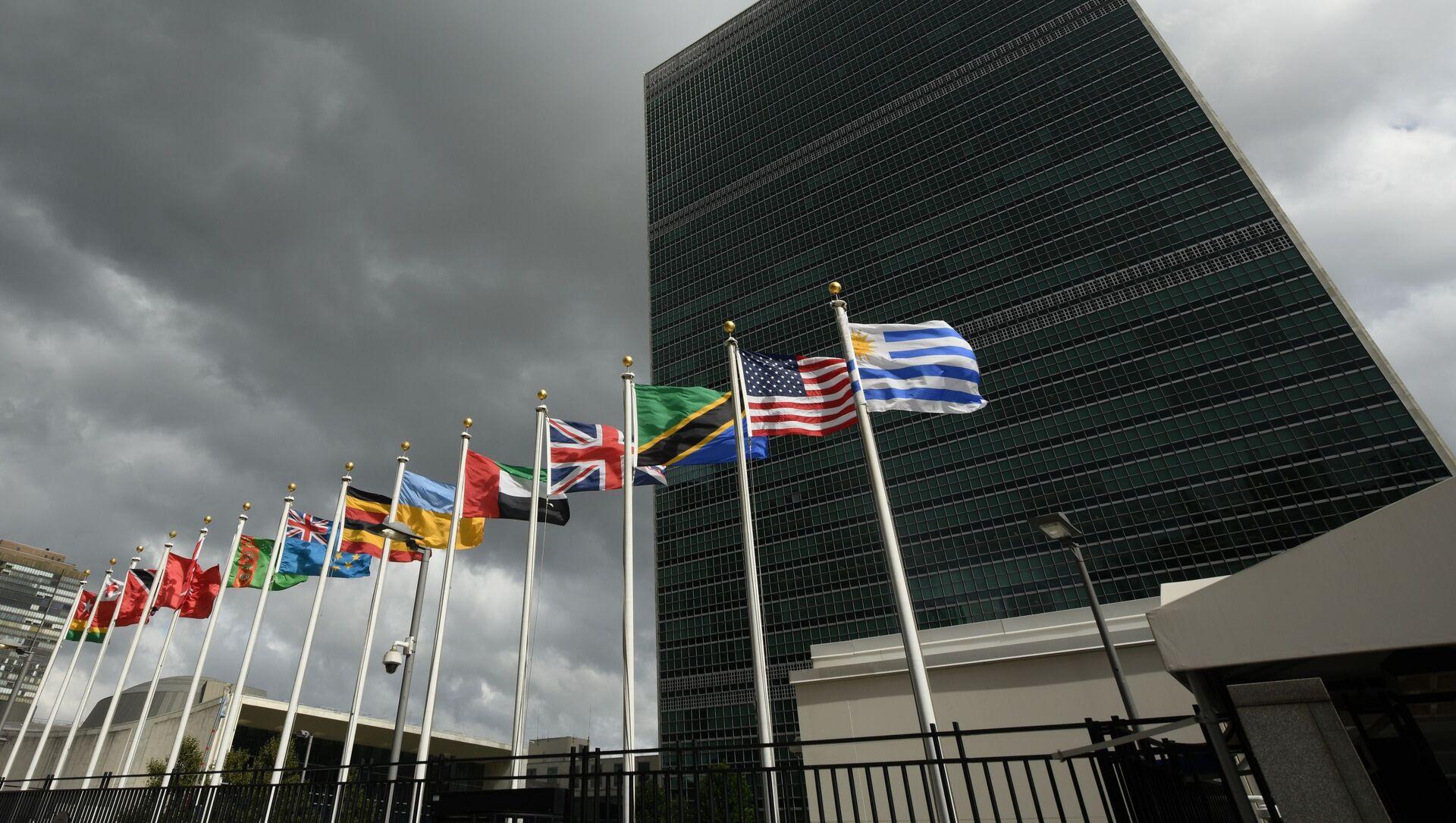 Siedziba ONZ w Nowym Jorku - Sputnik Polska, 1920, 27.05.2021