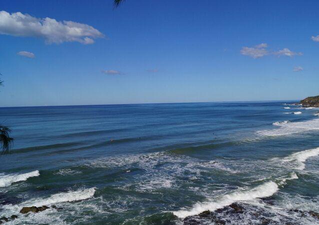 Wybrzeże Australii