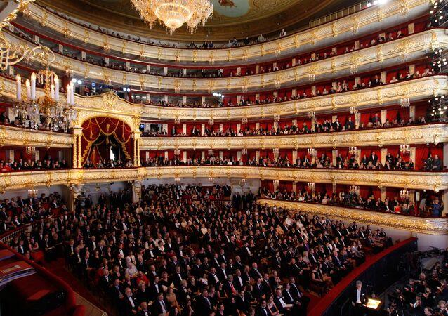 Teatr Wielki w Moskwie