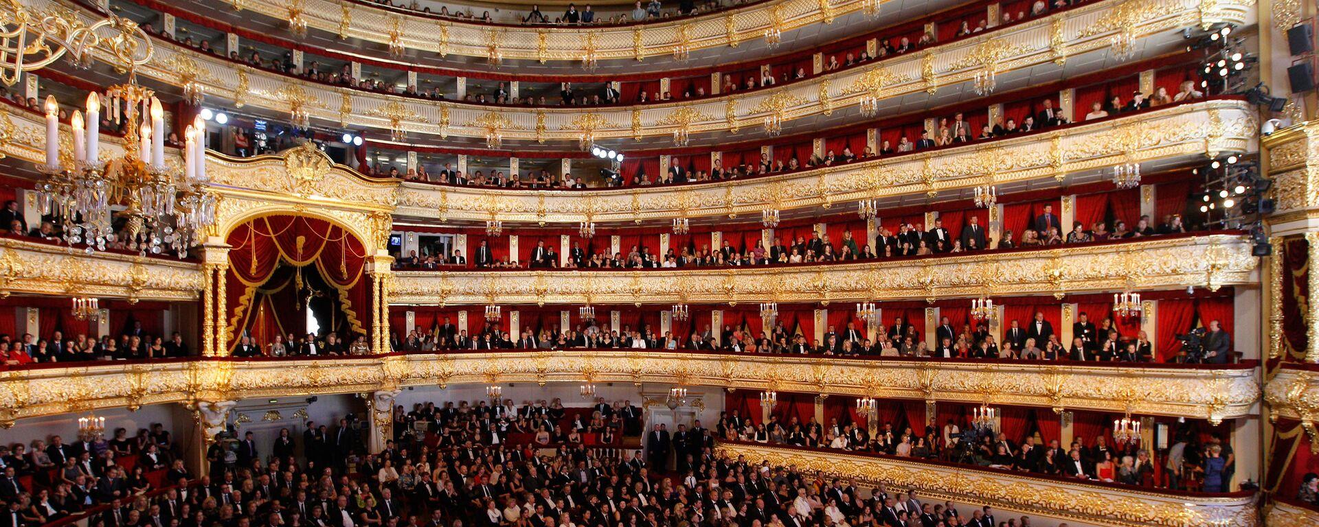 Teatr Wielki w Moskwie - Sputnik Polska, 1920, 20.11.2019