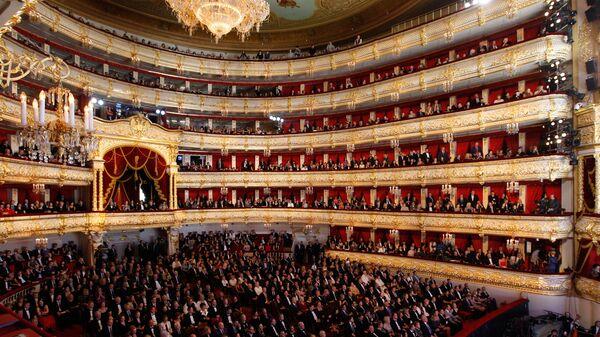 Teatr Wielki w Moskwie - Sputnik Polska