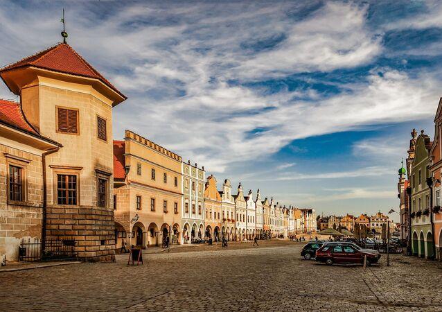 Telcz, Czechy