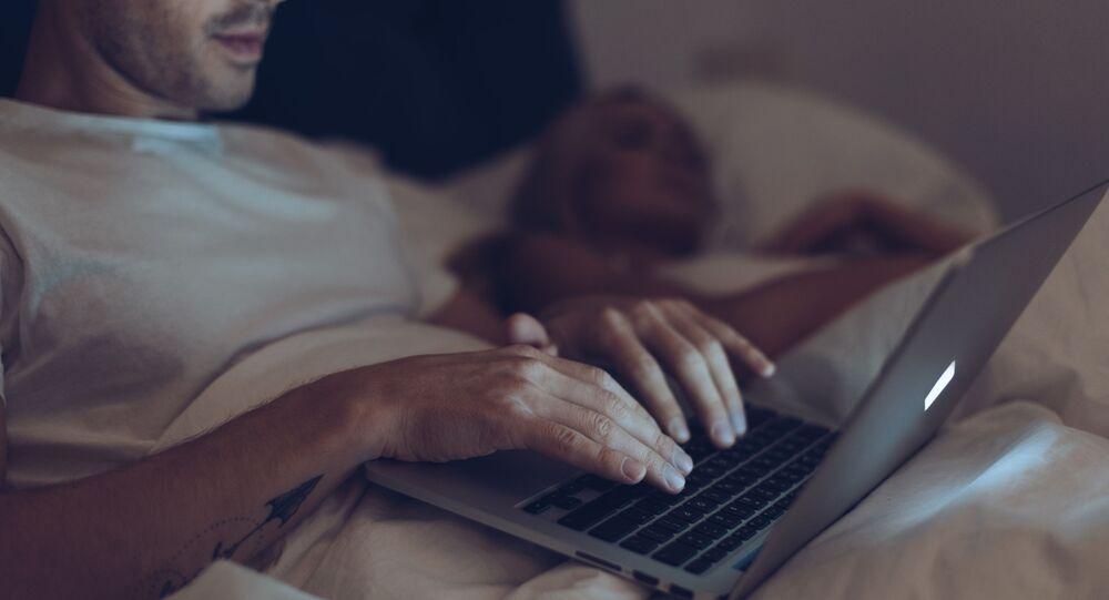 Oglądanie pornografii