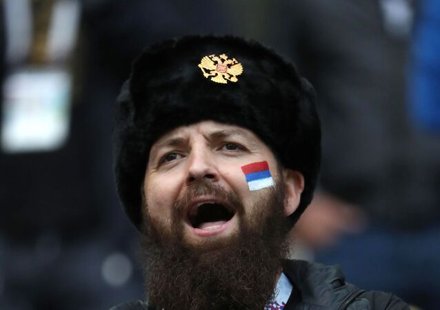 Serbski kibic