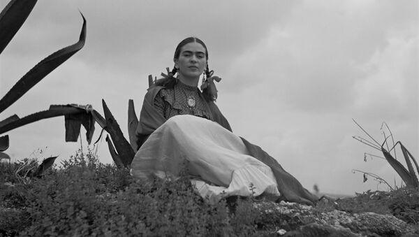 Frida Kahlo - Sputnik Polska