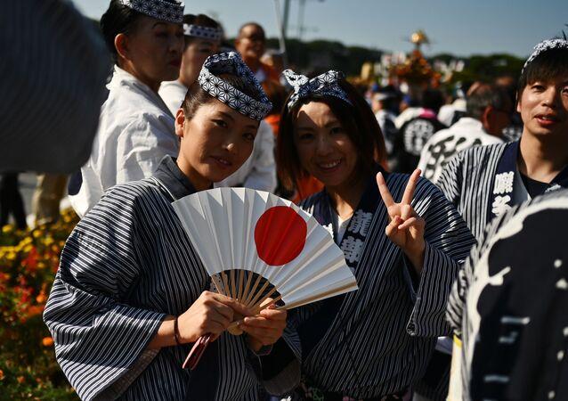 Uroczystości z okazji intronizacji cesarza Japonii