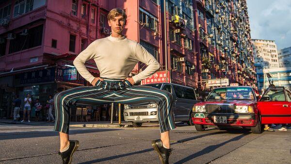 """Zdjęcie """"Own the streets of Hong Kong"""" fotografa z Hongkongu na konkursie fotograficznym The World's Best Photos of #Fashion2019 - Sputnik Polska"""