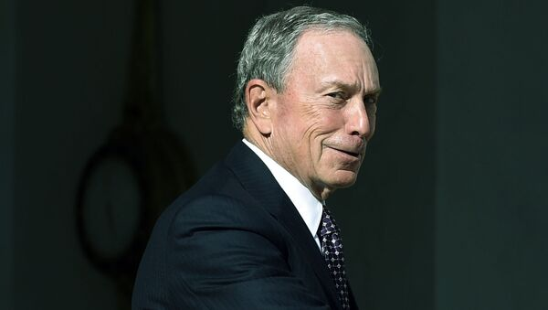 Michael Bloomberg - Sputnik Polska