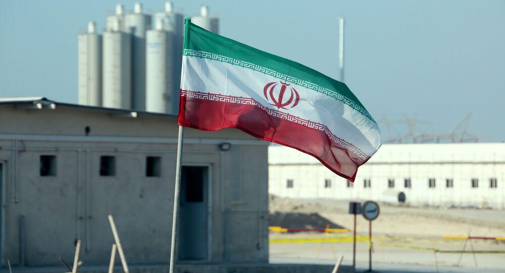 Irańska elektrownia atomowa Bushehr