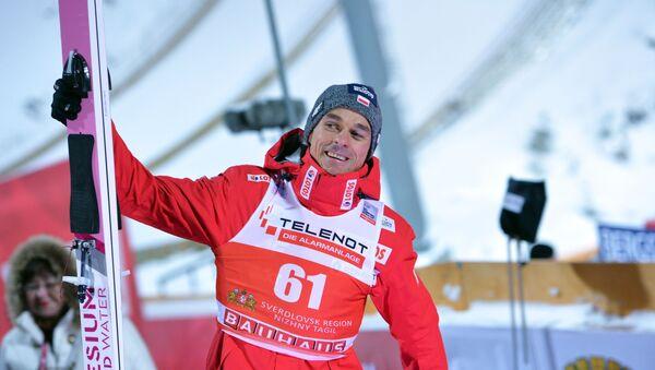 Polski skoczek narciarski Piotr Żyła - Sputnik Polska