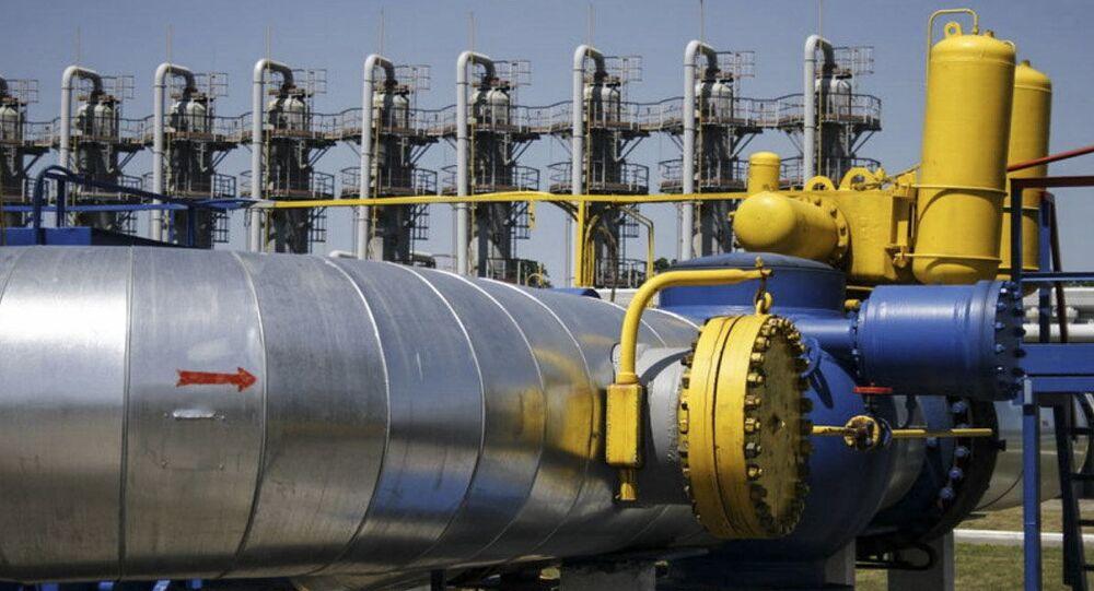 Przesył ropy gazociągiem Naftogazu