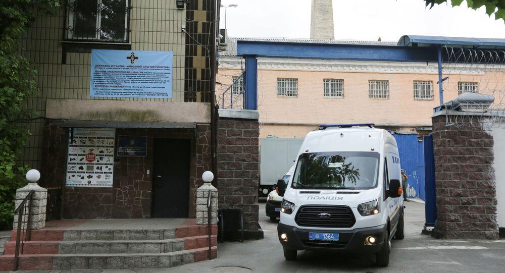 Więzienie w Kijowie